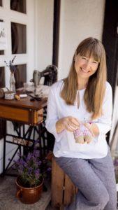Nicole, Inhaberin Atelier Luhabru